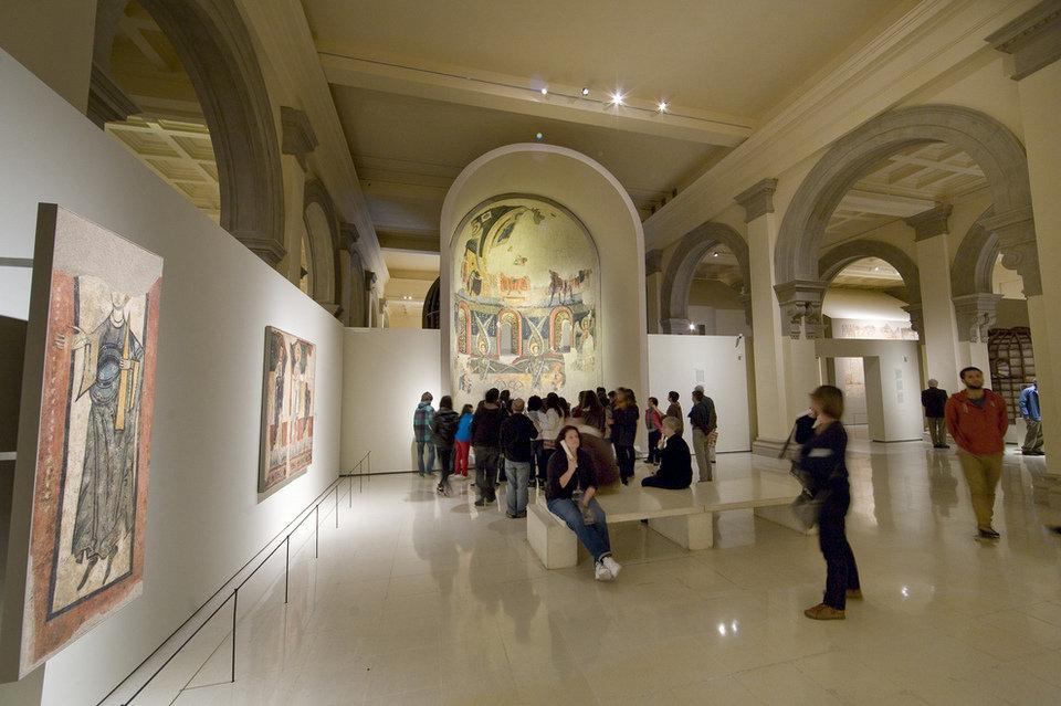 museum cataluña barcelona
